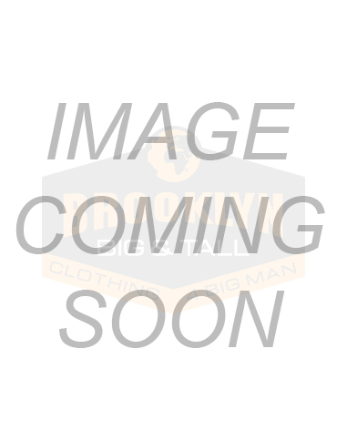 Double Two Mens Textured Long Sleeved Non-Iron Oxford Cotton Rich Shirt (4900)