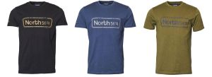 North 564 Premium Cotton Printed Tee Shirts (AW18)