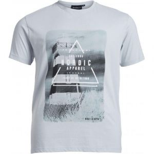 North 564 Mens Extra Tall Premium Cotton Printed Tee Shirts
