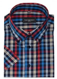 Henderson Cotton Rich SS Leisure Shirts