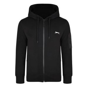 Slazenger Mens Big Size Hooded Top (Joe)
