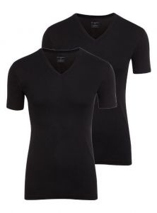 Jockey Modern Classic V-Neck T-Shirt 2 Pack