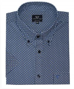 Cotton Valley Mens Big Size Poly Cotton Check Shirts (AW18)