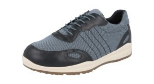 Men'S Casual Shoes (Dawson)6V Wide Fit By Db Shoes in Navy