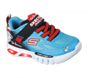 Skechers Flex-Glow Lighted Things Sports Shoes Childrens Sports in