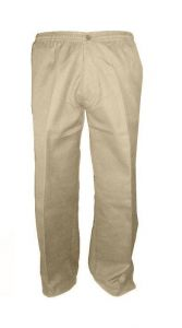 "MENS STRETCH WAIST RUGBY TROUSERS (T40) IN WAIST SIZE 32 TO 62"", L29/31/33, 6 COLORS"