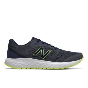 New Balance Mens EE Wide Fit 520V6 Running Trainers in Natural Indigo