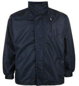 KAM MENS WATER PROOF AND BREATHABLE LIGHT WEIGHT RAIN JACKET IN SIZE 2XL-8XL,2 COLORS