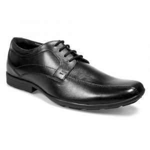 POD Mens Chester Black Shoes