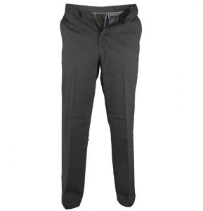 BRUNO-D555 Chino With Extenda Waist Trouser in Black