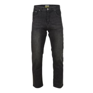 "KAM MENS RELAXED FIT VINTAGE BLACK FADED STRETCH JEANS (101-BU) IN WAIST SIZE 40 TO 60"" & INSIDELEG 30/32/34"