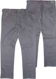 OAKMAN MENS EXTRA TALL STRETCH DARK INDIGO JEANS IN WAIST SIZE 32-50 INCHES & INSIDELEG 38 INCHES