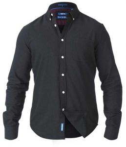 D555 Mens Extra Tall Long Sleeve Buttoned down Oxford Shirts