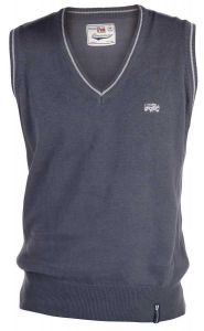 Duke London Mens Big Size Pure Cotton Sleeve Less Jumper/Tank Top in Size 2XL to 5XL
