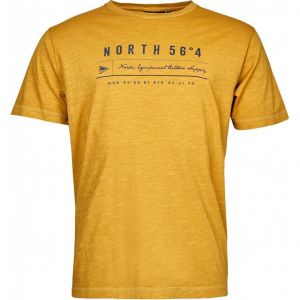 North 56*4 Mens Extra Tall Cotton Printed Tee Shirt (01104)