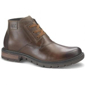 CAT Mens Wide Fit Chukka-Inspired Boots (Stats)
