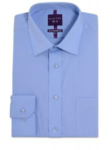 Double Two Mens Slim Fit Non Iron Formal Shirts (8500)