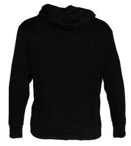 Loyalty And Faith Mens Soft Fleece Hooded Sweat Shirt (Kentucky) in Black & Charcoal in 2XL in 6XL