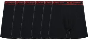Kam Mens Big Size 6 Pack Jersey Boxers (804)