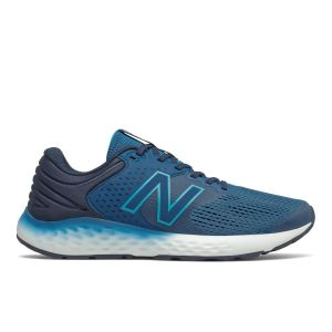 New Balance Mens EE Wide Fit 520 Running Trainers in Blue