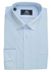 Rael Brook Mens Formal Long Sleeved Easy Care Shirts with Multiple Options