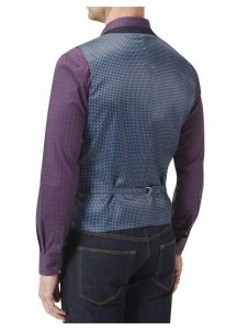 SKOPES Heritage Collection Mens Smart Casual Waistcoat (Berwick)