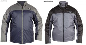 """DUKE LONDON MENS LIGHT WEIGHT PADDED JACKET """"AERON"""" IN SIZE 1XL TO 6XL, 2 COLORS"""