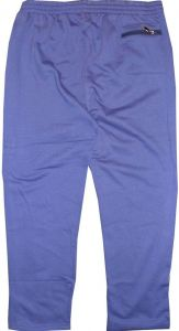 BROOKLYN POLY MENS COTTON FLEECE JOGGING BOTTOM WITH OPEN HEM IN SIZE 2XL TO 6XL, 3 COLORS OPTION