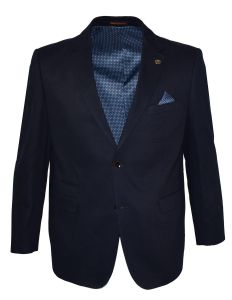SKOPES Mens Heritage Collection Sports Jacket (Berwick) in Navy