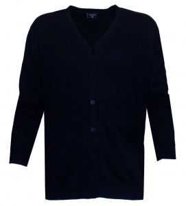 Espionage Mens Pure Cotton Button Cardigan (046) in 2XL to 6XL