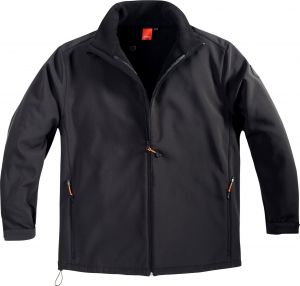 North 564 Mens Soft Shell Water Proof Jacket (63202) in Size 2XL to 8XL