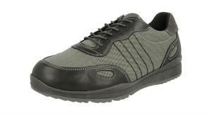 Men'S Casual Shoes (Dawson)6V Wide Fit By Db Shoes in Black