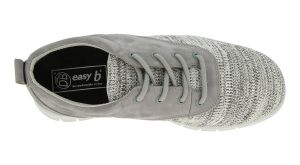 DB's Men's Extra Wide (2V Fit) Stretch Leisure Shoes (Mexico) in Grey