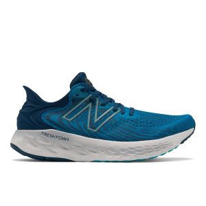 New Balance Mens 4E Wide Fit M1080S11 Running Trainers in Blue