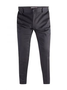YARMOUTH-D555 Mens Plus Bi-Stretch Trouser With Flexible Waistband