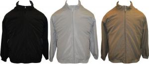 CARABOU MENS CASUAL LEISURE LIGHT WEIGHT SUMMER JACKET (NJ),SIZE 2XL TO 5XL, 3 COLORS