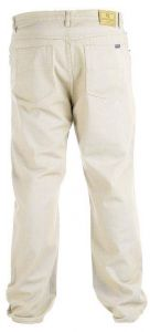 Men's Comfort Fit Jeans in Stone By Rockford in Waist 30 to 60 Inches, S/R/L