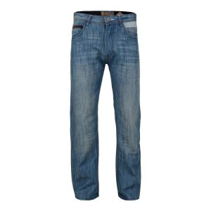 "KAM MENS RELAXED FIT PURE COTTON LIGHT WASHED SOFT DENIM JEANS ""HANK"" IN WAIST SIZE 40 TO 60 INCHES, INSIDE LEG 30/32/34"
