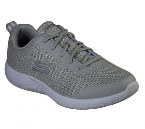 SKECHERS Men's Dyna-Lite-Southacre Comfort Training And Walking Sneakers in Charcoal
