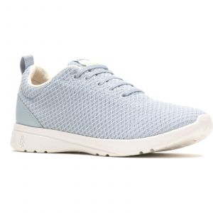 Hush Puppies Good Laces Ladies Shoes in Blue