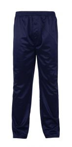 KAM WIDE LEG TRICOT JOGGING BOTTOMS (207) IN SIZE 2XL TO 8XL, IN BLACK OR NAVY