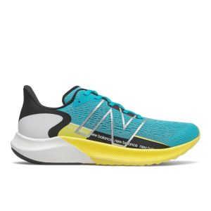 New Balance Mens EE Wide Fit MFCPRCV2 Running Trainers in Virtual sky with first light