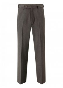 SKOPES Mens Ryedale Trousers in Grey