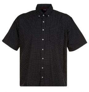 Espionage Mens Big Size Smart Casual Button Down Collar Shirts (AW19)