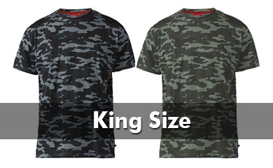 King Size (1XL to 8XL)